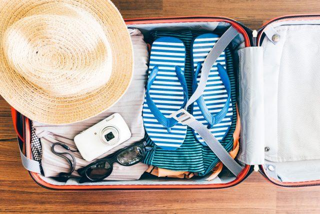 10 τρόποι για καλύτερο πακετάρισμα όταν ταξιδεύετε!